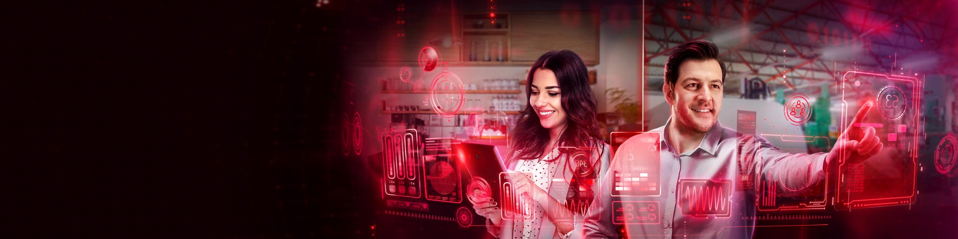 Vodafone Dijital Tarım İstasyonu